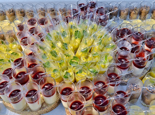 Private catering service - 1day1event