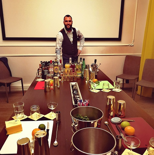 Cocktails workshop