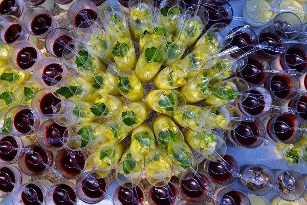 Cannes collection catering