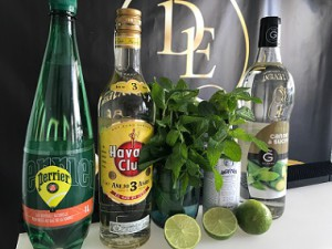Mojito recipe ingredients