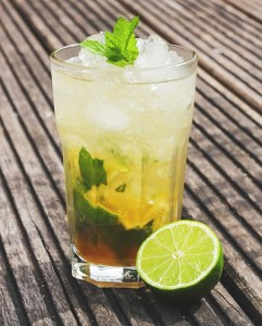 Promotion cocktail mojito 1